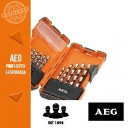 AEG HSS-G (DIN338) Fúrószár készlet