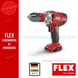 FLEX DD 4G 18.0-EC 4 sebességes akkus fúró-csavarozó alapgép