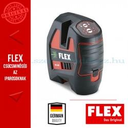 FLEX ALC 3/1-G kompenzátoros keresztvetítő lézer