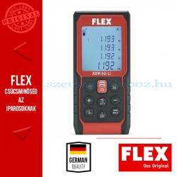 FLEX ADM 60 Li lézermérés
