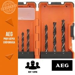 AEG Fafúró készlet (LIP&SPUR)