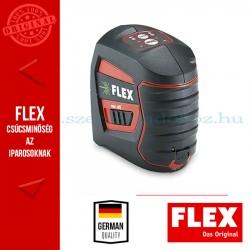 FLEX ALC 2/1-G Kompenzátoros keresztvetítő lézer