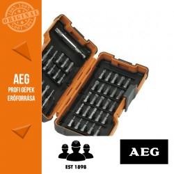 AEG Csavarozó bit készlet