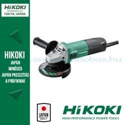 Hitachi (HiKOKI) G12STAY Sarokcsiszoló 600W