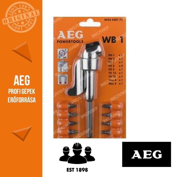 AEG tartozékok