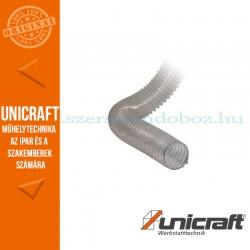 Unicraft flexibilis cső elszívóhoz Átm.: 100 mm H: 10 m