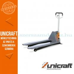 Unicraft PHH 1001 Kéz ollós raklapmozgató PHH 1001 1t