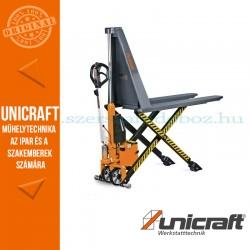 Unicraft PHH 1003 E Elektro-hidraulikus ollós raklapmozgató 1t