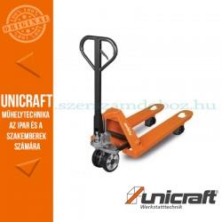 Unicraft PHW 2506 kézi hidraulikus raklapmozgató 2,5t