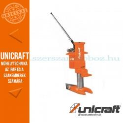 Unicraft HMH 25 hidraulikus gépemelő 25t