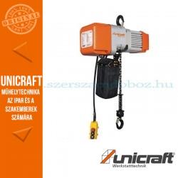 Unicraft EKZT 5-1 emelő csörlő elektromos