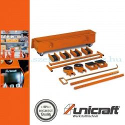 Unicraft TR 20 szállítógörgő készlet 20 t