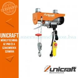 Unicraft MES 250-2 elektromos emelő