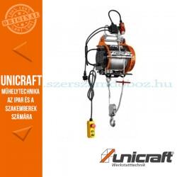 Unicraft ESW 500 elektromos emelő csörlő