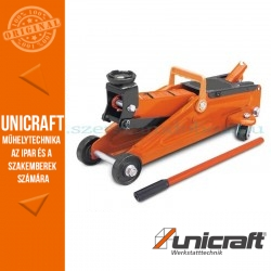 Unicraft RWH 2 emelő padló - krokodil 2t