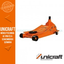 Unicraft SRWH 2500 EF emelő padló - krokodil extra alacsony 2,5t