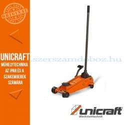 Unicraft SRWH 3000 QL emelő padló - krokodil lábpedálos 3t