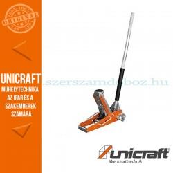 Unicraft RWHA 1500 aluminium emelő padló - krokodil 1,5t
