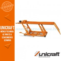 Unicraft MHB 455 motorkerékpár emelőasztal