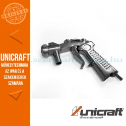 Unicraft SSP SSK 1 / 2 / 2.5 szórópisztoly homokszóró kabinhoz