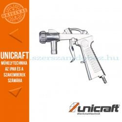 Unicraft SSP SSK 2.5 szórópisztoly homokszóró kabinhoz - FIX