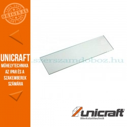 Unicraft SSK2 homokszórókabin üveg