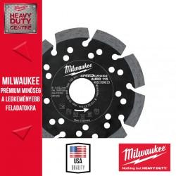 Milwaukee AUDD 115 Speedcross Gyémánttárcsa