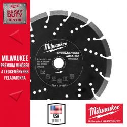 Milwaukee AUDD 230 Speedcross Gyémánttárcsa