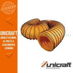Unicraft flexibilis cső ipari ventilátorhoz Átm.: 500 mm