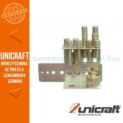 Unicraft kinyomó tüske készlet préshez - 8 részes