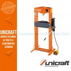 Unicraft WPP 30 E hidraulikus műhelyprés 30t
