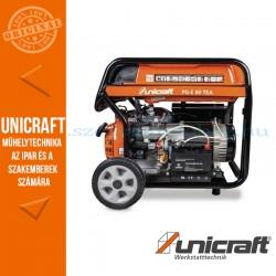 Unicraft Szinkrongenerátoros PG-E 80 TEA áramfejlesztő