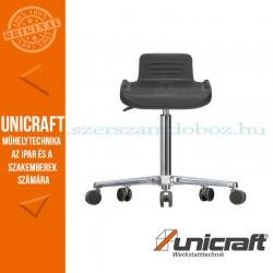 Unicraft DH 1 szerelő szék görgős