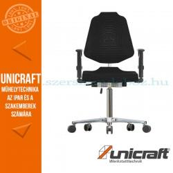 Unicraft AS 1 szerelő szék görgős