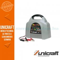 Unicraft ABC 11 akkumulátor töltő