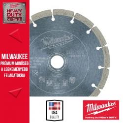 Milwaukee DUH 180 Gyémánt vágótárcsa