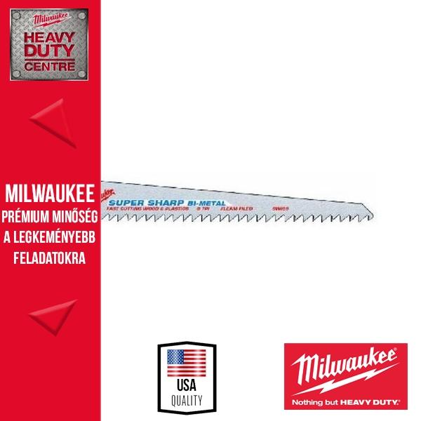 Milwaukee Fűrészlap 5 db
