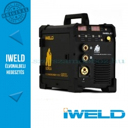 IWELD GORILLA POCKETMIG 205 CAR BODY SYNERGIC hegesztő inverter