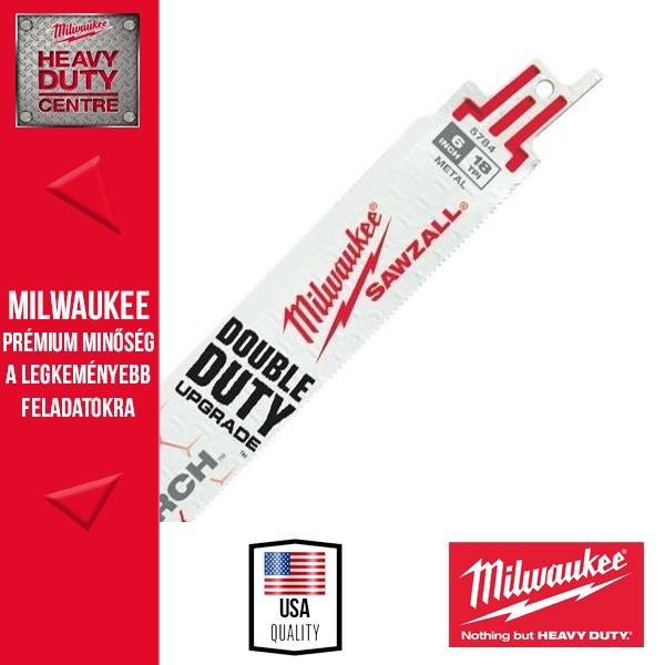Milwaukee Heavy Duty bontó fűrészlap 5 db