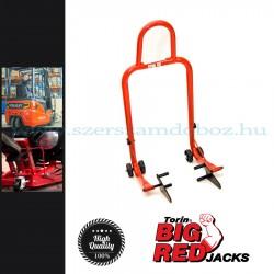 Torin Szétszedhető villás motorkerékpár-emelőállvány, hátsó kerék, 200kg