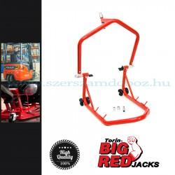 Torin Univerzális motorkerékpár alátámasztó állvány, első+hátsó kerék, 300kg