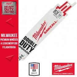 """Milwaukee Heavy Duty """"Ice hardened"""" bontó fűrészlap 5 db"""