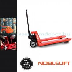 Noblelift Hidraulikus raklapemelő, 2.5t
