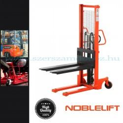 Noblelift Hidraulikus kézi magasemelő (raklapemelő), 1t