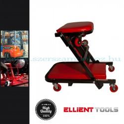 """Ellient Tools Aláfekvő + szerelő szék 2:1-ben, 40"""""""
