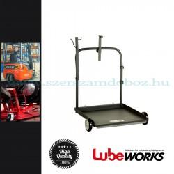 Lube Works Hordó szállító kocsi, 180-220kg