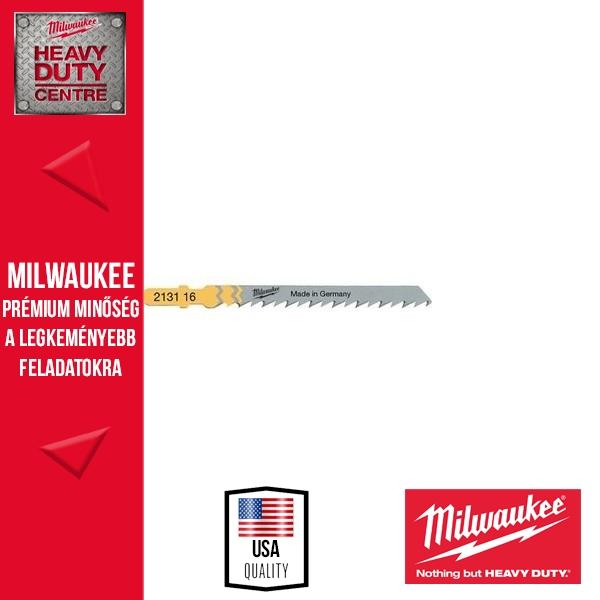 Milwaukee T 119 B Szúrófűrészlap 5 db