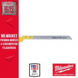 Milwaukee T 101 AO Ívben vágó szúrófűrészlap 5 db