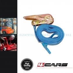 4 Cars Spanifer, 0.5t, 5m, kampó nélküli