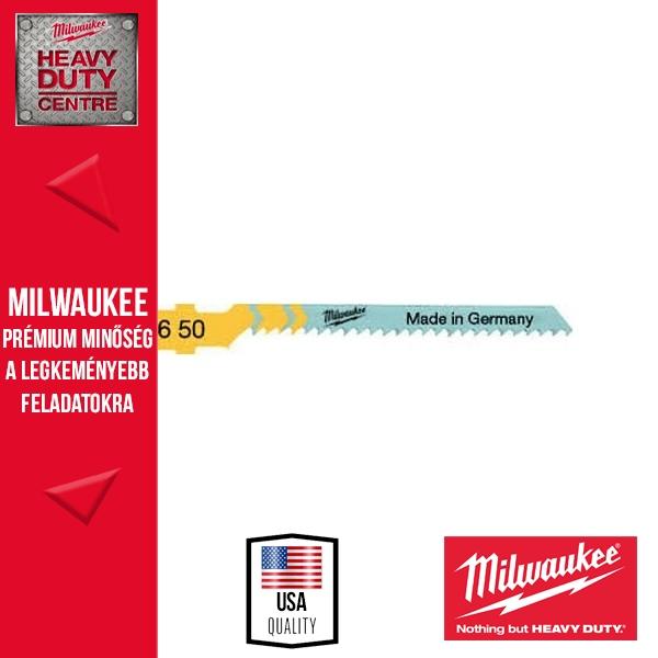 Milwaukee T 119 BO Ívben vágó szúrófűrészlap 5 db